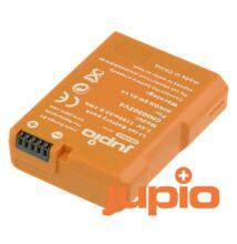 Jupio orange fényképezőgép akkumulátor nikon en-el14 1030 mah (d5600)