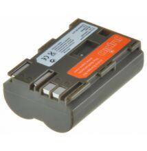 Jupio fényképezőgép akkumulátor canon bp-511 1400 mah