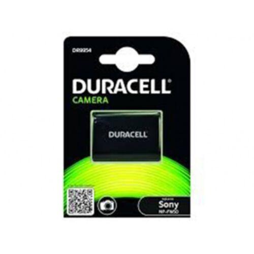 Duracell 279316 (np-fw50) akkumulátor sony fényképezőgépekhez 1030mah