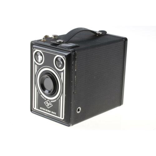 AGFA Synchro Box Boxkamera