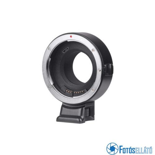 Canon-Fuji X Af Bajonett Átalakitó