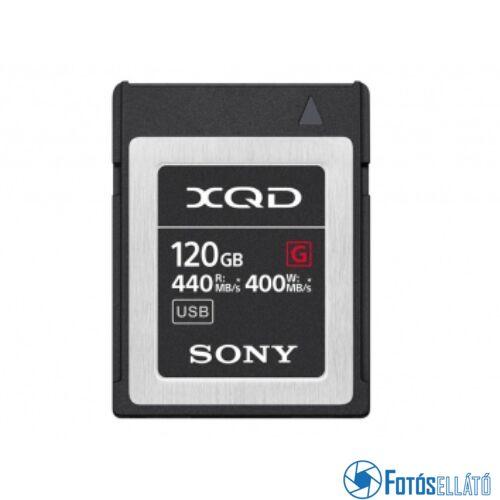 Sony XQD G 120GB memóriakártya (QDG120F)