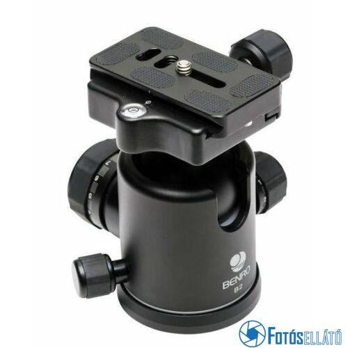 Benro B2 Pro gömbfej PU60 cserelappal