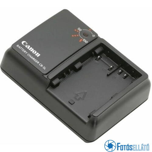 Canon CB-5L akkumulátor töltő