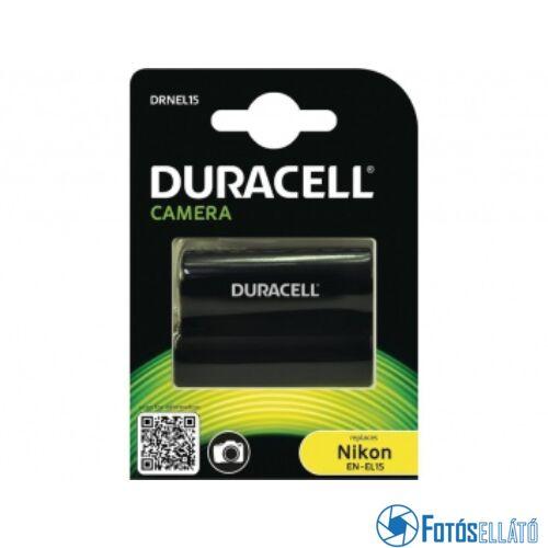Duracell Nikon EN-EL15 akku 1600 mAh