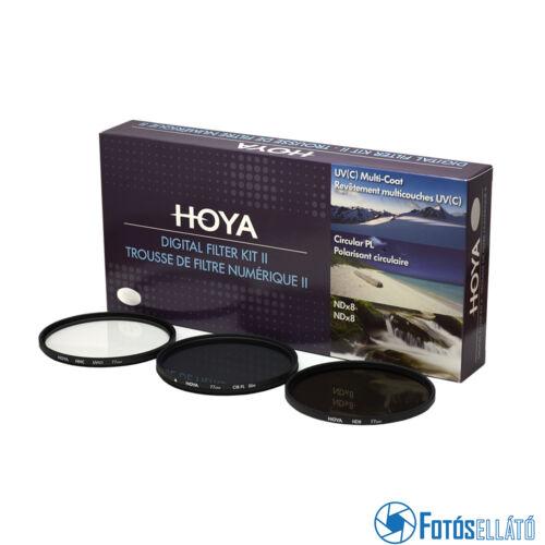 Hoya Digital filter kit ii 37mm