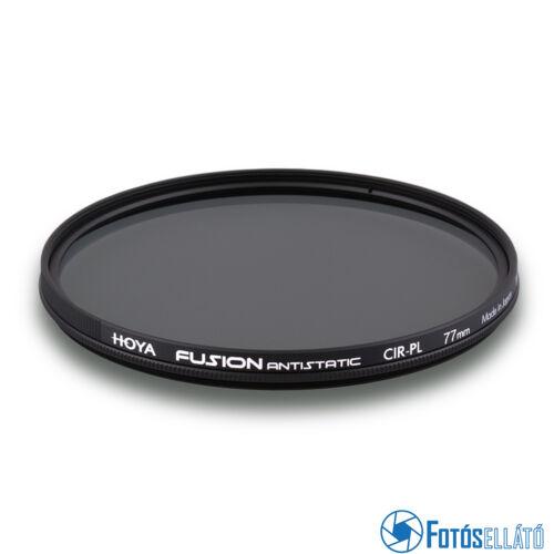 Hoya Polárszűrő (cirkuláris) fusion 55mm