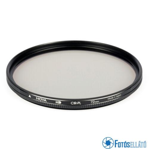 Hoya Polárszűrő (cirkuláris) hd 72mm