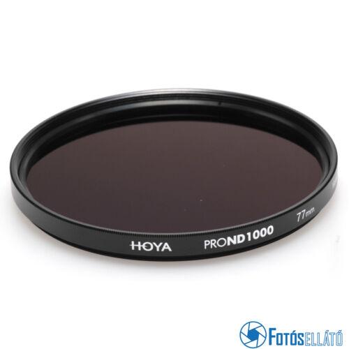 Hoya Pro nd1000 52mm