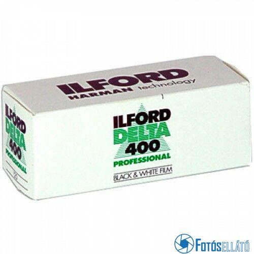 Ilford Delta 400 120 fekete-fehér negatív rollfilm