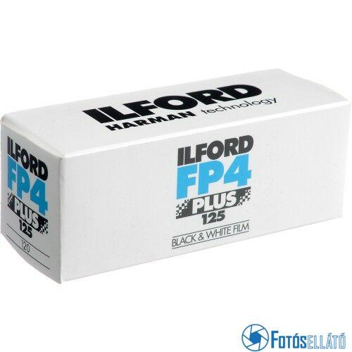 Ilford FP4 plus 125 120 fekete-fehér negatív rollfilm