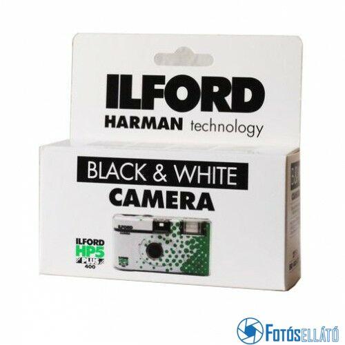 Ilford HP5 Plus fekete-fehér Egyszer használatos fényképezőgép 27 kocka