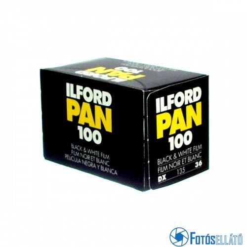 Ilford Pan 100 135-36 fekete-fehér negatív film