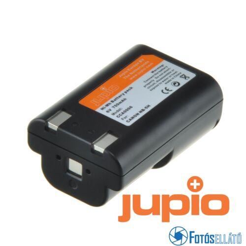 Jupio fényképezőgép akkumulátor canon nb-5h 750 mah
