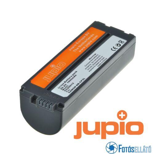 Jupio fényképezőgép akkumulátor canon nb-cp2l 1600 mah