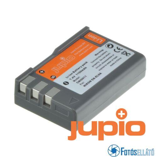 Jupio fényképezőgép akkumulátor nikon en-el9 1100 mah