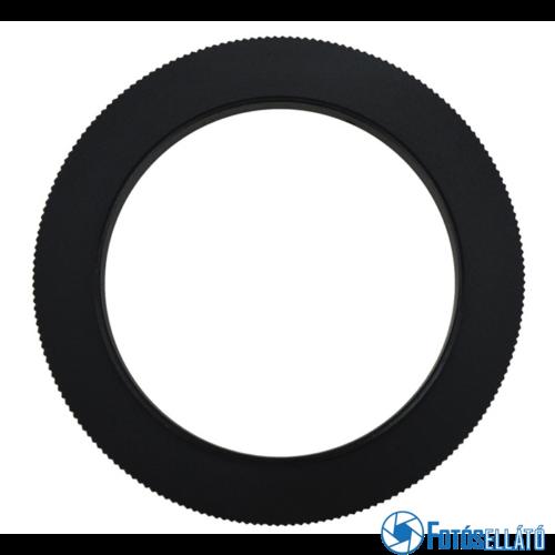 OptiBEST 62mm Objektív Fordítógyűrű Sony E-Hez