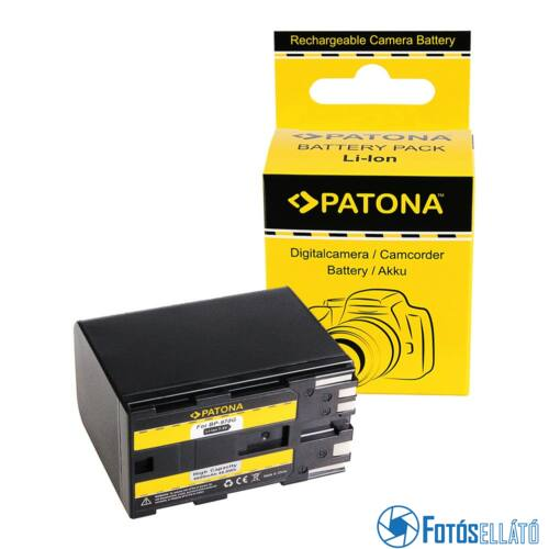 Patona AKKUMULÁTOR CANON BP-925 BP-955 BP-970G BP-975 EOS C100