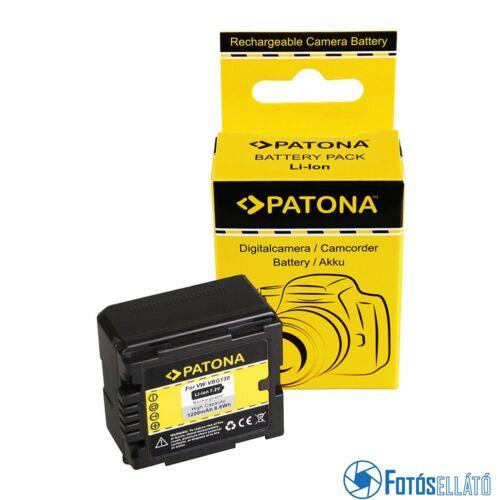 Patona AKKUMULÁTOR PANASONIC VW-VBG130 COMPATIBLE TO VW-VBG070 VW-VBG260
