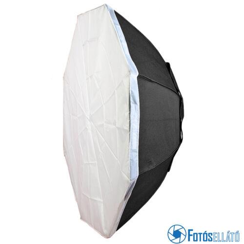 P&V 150cm-es ernyőként nyiható octobox diffúzorokkal  bowens csatlakozású