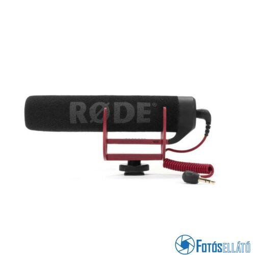 RODE VIDEOMIC GO kompakt videomikrofon