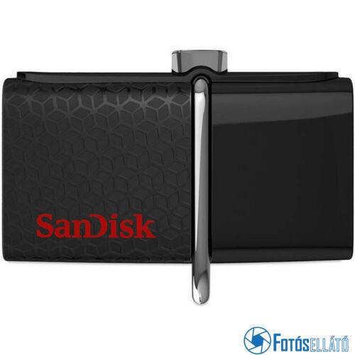 Sandisk 16 gb cruzer® ultra® dualtm usb / mobil memória 3.0, android app, 130mb/s
