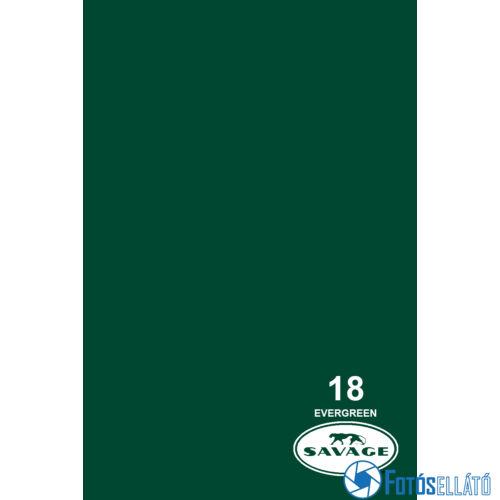 Savage Papírháttér 1.35m x 11m (18 evergreen )