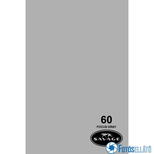Savage Papírháttér 1.35m x 11m (60 focus gray)