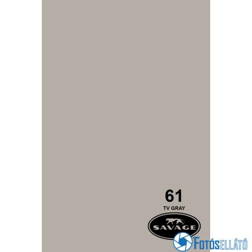 Savage Papírháttér 1.35m x 11m (61 tv gray)