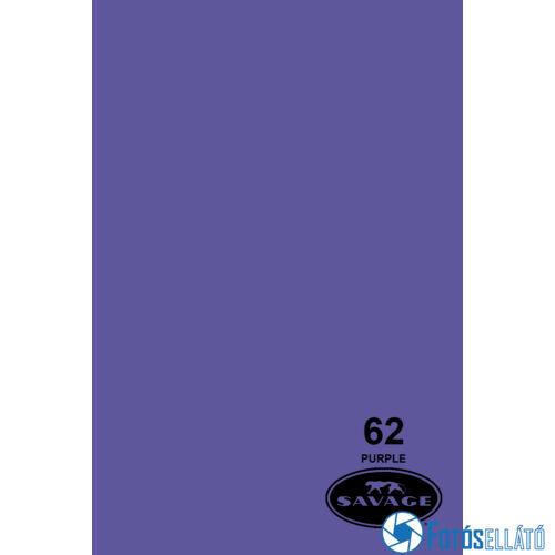 Savage Papírháttér 2.72m x 11m (62 purple )