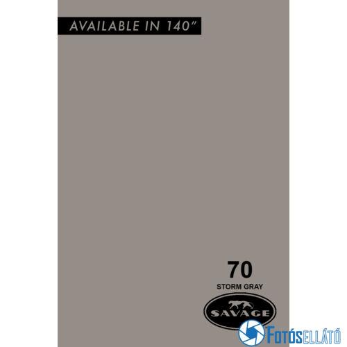 Savage Papírháttér 2.72m x 11m (70 storm gray)