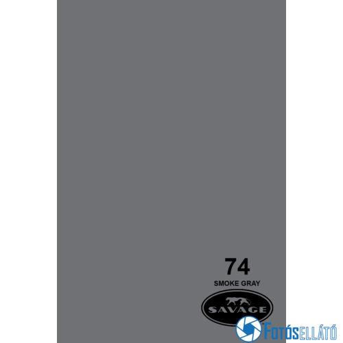 Savage Papírháttér 2.18m x 11m (74 smoke gray)