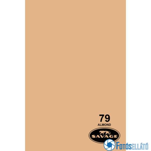 Savage Papírháttér 2.18m x 11m (79 almond )
