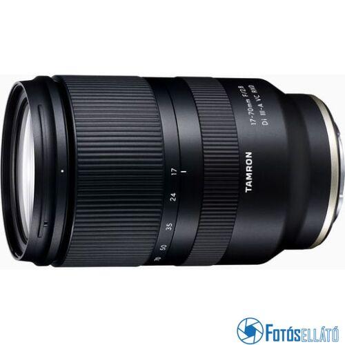 Tamron 17-70mm f/2.8 Di lll-A VC RXD (Sony E) (B070S) objektív