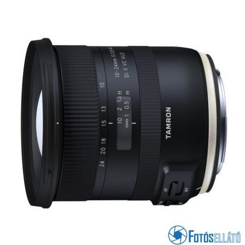 Tamron 10-24mm F/3.5-4.5 Di II Vc HLD (Canon) (B023E)