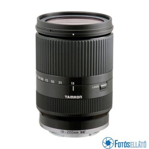 Tamron AF 18-200mm F/3.5-6.3 Di III Xr LD (Sony) Fekete (B011B)