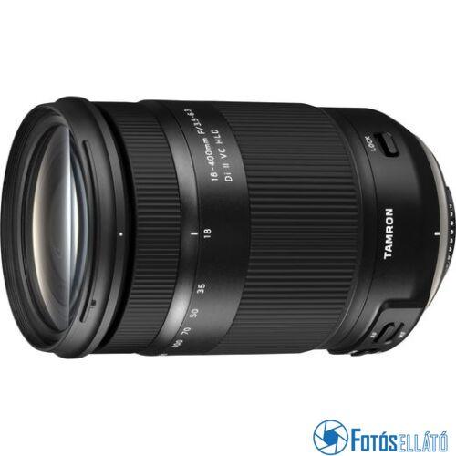Tamron 18-400mm F/3.5-6.3 Di II Vc HLD (Nikon) (B028N)