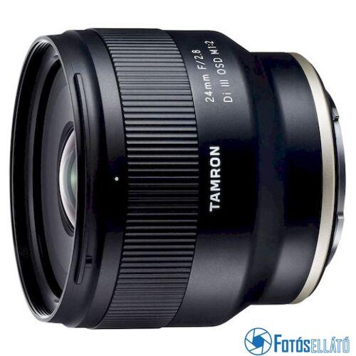 Tamron 24mm f/2.8 Di lll OSD 1:2 Macro (Sony E) (F051SF)