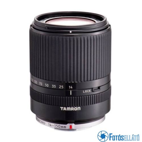 Tamron AF 14-150mm F/3.5-5.8 Di III (M4/3) Fekete (C001B)