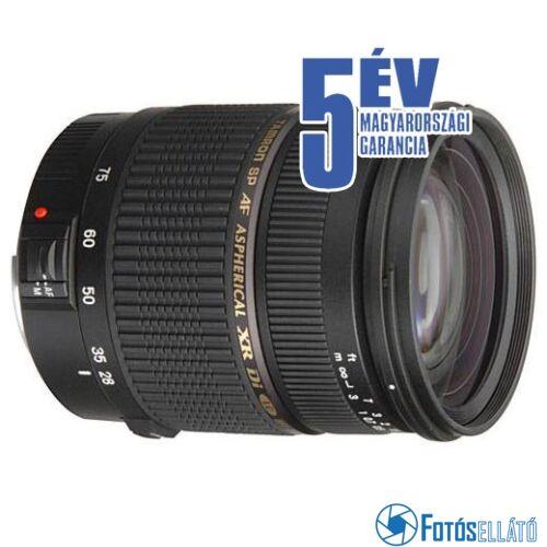 Tamron Sp AF 28-75mm F/2.8 Di Xr LD (Nikon) (A09NII)