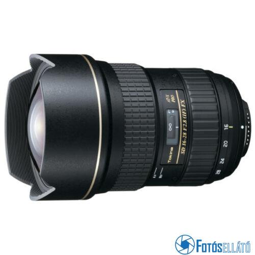 Tokina 16-28mm f/2.8 atx fx pro objektív canon-hoz