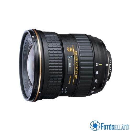 Tokina Atx 12-28mm/4.0 prodx canon af