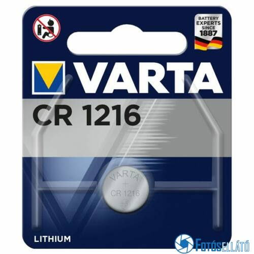 VARTA CR1216 PROFESSIONAL gombelem