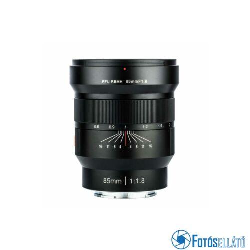 Objektív Pfu Rbmh 85Mm F1.8 Mf Sony E Bajonett