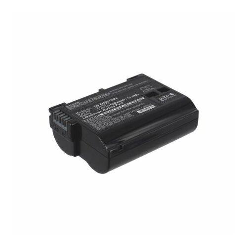 RealPower Nikon en-el15 7v 1600mah utángyártott akku li-ion