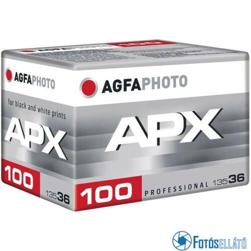 Agfa APX 100 135-36 professional fekete-fehér negatív film