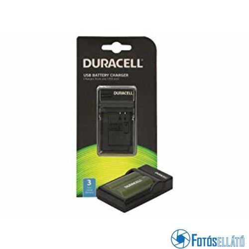 Duracell Nikon en-el3e / fujifilm np-150 li-ion akkumulátortöltő utángyártott (usb-s)
