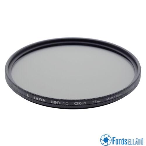 Hoya Polárszűrő (cirkuláris) nano hd 58mm