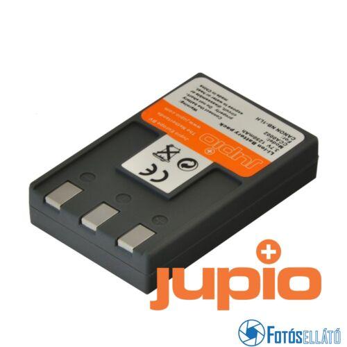 Jupio fényképezőgép akkumulátor canon nb-1l/1lh 950 mah