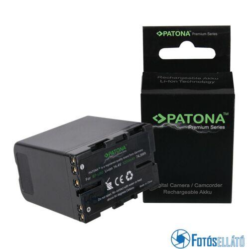 Patona PRÉMIUM AKKUMULÁTOR SONY BP-U60 PMW-EX1 EX3 F3 F3K F3L PMW-150